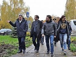 Андрей Чибис: Минстрой России взял на особый контроль модернизацию инфраструктуры Звёздного городка