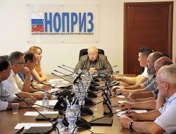 Комитет НОПРИЗ по экспертизе и аудиту почистил и обновил свои ряды, обсудил 342-ФЗ и другие правовые акты