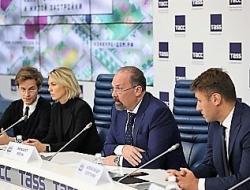 Михаил Мень объявил о старте Международного конкурса проектов стандартного жилья и жилой застройки