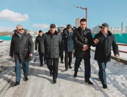 Михаил Мень посетил с рабочим визитом Камчатский край