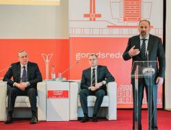 Михаил Мень принял участие во Всероссийском совещании руководителей региональных операторов капремонта