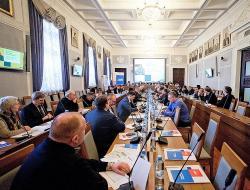 На Окружной конференции НОПРИЗ в СЗФО сформирован новый состав ОКК
