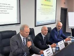 Окружная конференция членов НОПРИЗ в СФО одобрила работу своего координатора и всего Нацобъединения