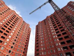 Правительство России отнесло строительство многоквартирных домов к категории высокого риска