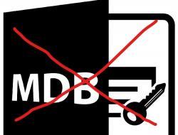 Прощайте MDB-файлы! Через полмесяца НОСТРОЙ будет принимать сведения в Единый реестр членов СРО только через личные кабинеты