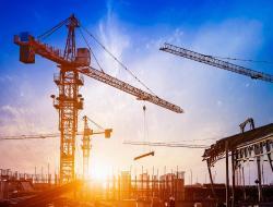 Рост объёма строительных работ в России наблюдается второй месяц подряд