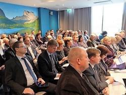 Участники совещания Минстроя России в Красноярске пришли к выводу, что внедрение регионализации было правильным