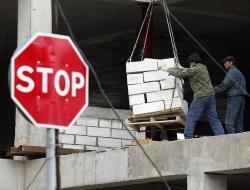 В России стали меньше строить – объём работ в важнейшей отрасли страны упал на 1,4 процента