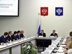 Виталий Мутко представил нового главу Минстроя России Владимира Якушева