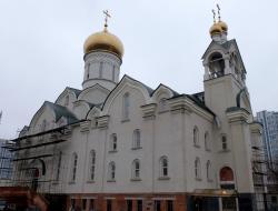 Владимир Ресин: Храм Андрея Рублёва будет сдан в конце 2018 года