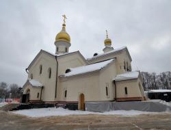 Владимир Ресин: Храм Казанской Божией Матери в посёлке Мещерский будет сдан в эксплуатацию осенью 2018 года