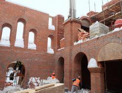 Владимир Ресин: На Борисовских прудах будет возведён храмовый комплекс в честь Архангела Гавриила