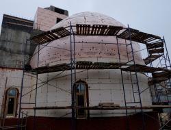Владимир Ресин: В храме в честь святителя Спиридона будут установлены дореволюционные царские врата