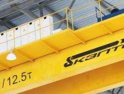 Недорогие мостовые краны мирового уровня от Киевского завода подъемно-транспортного оборудования