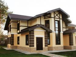 Современные тенденции отделки фасадов