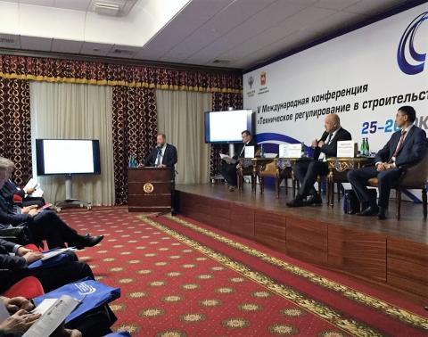 Александр Степанов: Проект изменений в техрегламент о безопасности зданий и сооружений планируется внести в Госдуму осенью