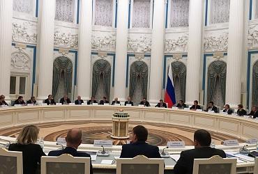 Андрей Чибис: Минстрой России предложил ускорить модернизацию очистных сооружений