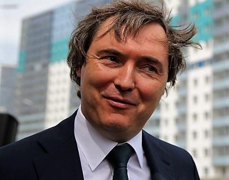 Андрей Молчанов стал лучшим топ-менеджером по версии «Делового Петербурга»