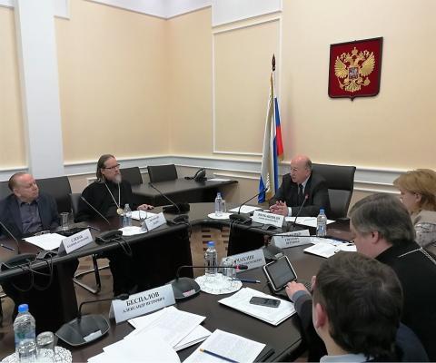 Давид Якобашвили: Рабочая группа по разработке профстандартов для сферы реставрации будет создана в Общественном совете при Минстрое
