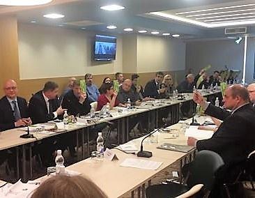 Делегаты ОК по ПФО пытались решать законодательные вопросы и предложили вместо ДЧВ повысить взносы в НОСТРОЙ до 6.400 рублей