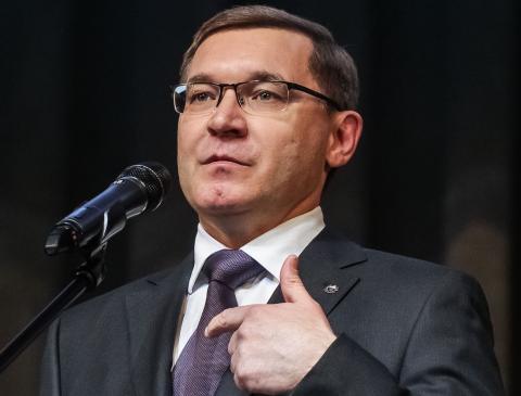 Губернатор Тюменской области Владимир Якушев может сменить Михаила Меня на посту главы Минстроя