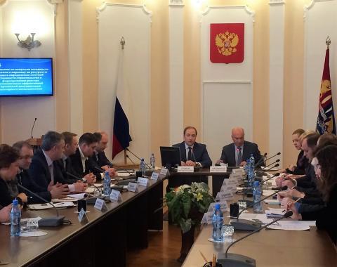 Хамит Мавлияров: Использование сведений из ФГИС ЦС ускорит прохождение госэкспертизы проектов