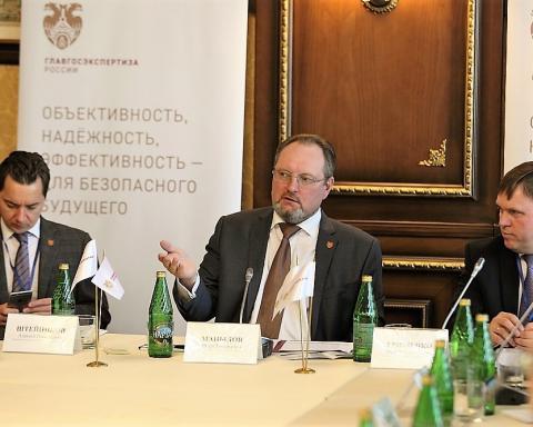 Игорь Манылов: С 1 января 2018 года значительно изменится работа всего института строительной экспертизы