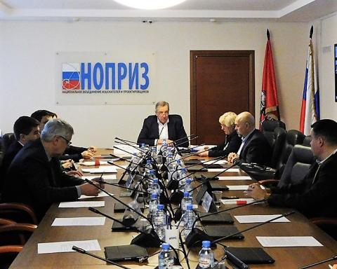 Комитет НОПРИЗ рекомендовал Аппарату приступить к внесению изменений в Устав с учётом положений законопроекта № 374843-7