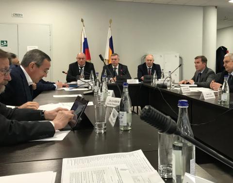 Леонид Ставицкий: На стадионе «Самара-Арена» создан оперативный штаб