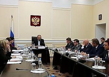 Михаил Мень: Минстрой России проверит количество действующих ДДУ в проблемных объектах