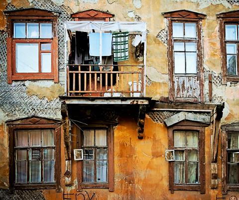 Михаил Мень доложил Владимиру Путину о программе расселения людей из аварийного жилья