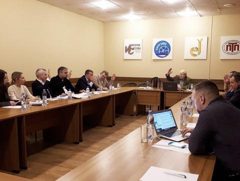 ОКК НОПРИЗ в Питере дала «добро» трём НКО, а по двум СРО отложила принятие решения