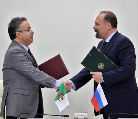 Одобрена Программа сотрудничества России и Алжира в сфере строительства и ЖКХ на 2018 – 2019 годы
