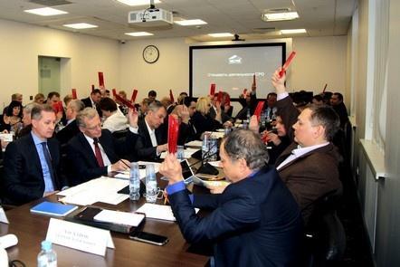 От ведения НРС до использования процентов с депозита – делегаты ОК по Москве рассмотрели пять блоков поправок в градостроительное законодательство