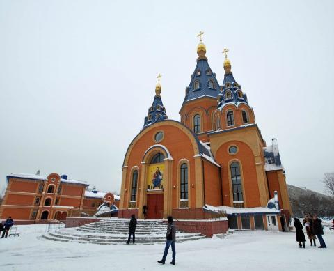 Владимир Ресин: Этим летом состоится освящение народного храмового комплекса на юге Москвы