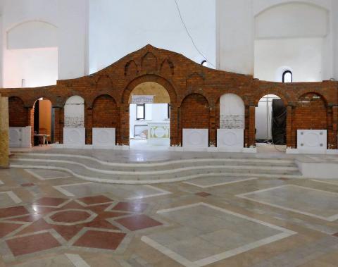 Владимир Ресин: Храм в честь Новомучеников и Исповедников Российских будет освящён в декабре