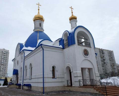 Владимир Ресин: На Юго-Западе столицы четыре храма введены в эксплуатацию