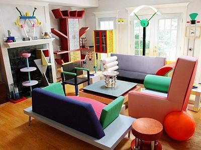 Мода в мебельном дизайне