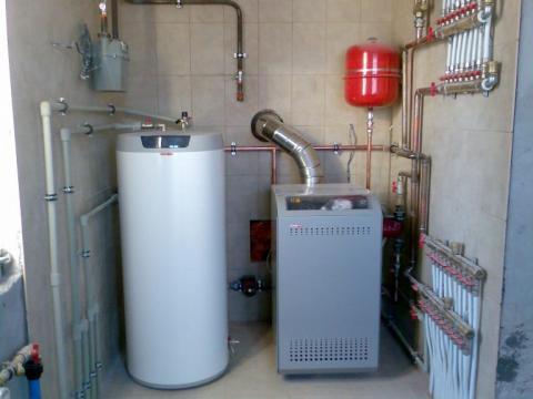 Техническое обслуживание газовых котлов