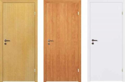 Временные двери