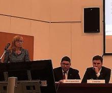 Ирина Лищенко: Сегодня стоит задача по дополнению классификатора строительных ресурсов новыми позициями