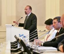 Михаил Мень: Резкого перехода на другие правила игры допустить нельзя