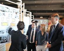 Никита Стасишин принял участие в финальном заседании жюри конкурса концепций стандартного жилья
