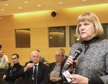 Участники международного конгресса по энергоэффективности поддержали предложение Юлии Илюниной