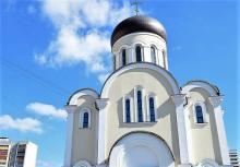 Владимир Ресин: Храм Спиридона Тримифунтского до конца года будет сдан в эксплуатацию