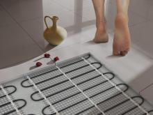 Виды напольного отопления и их преимущества