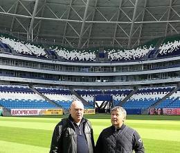 Леонид Ставицкий: Стадион «Самара Арена» получил разрешение на ввод в эксплуатацию