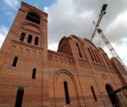Владимир Ресин: В июне на храм святого князя Андрея Боголюбского установят купола