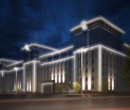 Увеличить стоимость здания за счёт светодиодного освещения